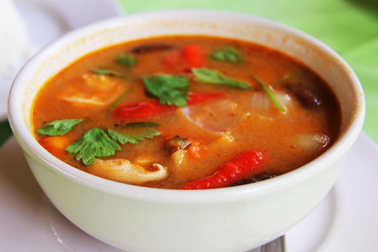 Тайская кухня 19 рецептов с фото 2
